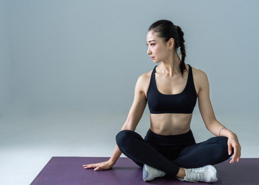 exercise fitness mat 2294352